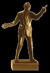 cavett-statue