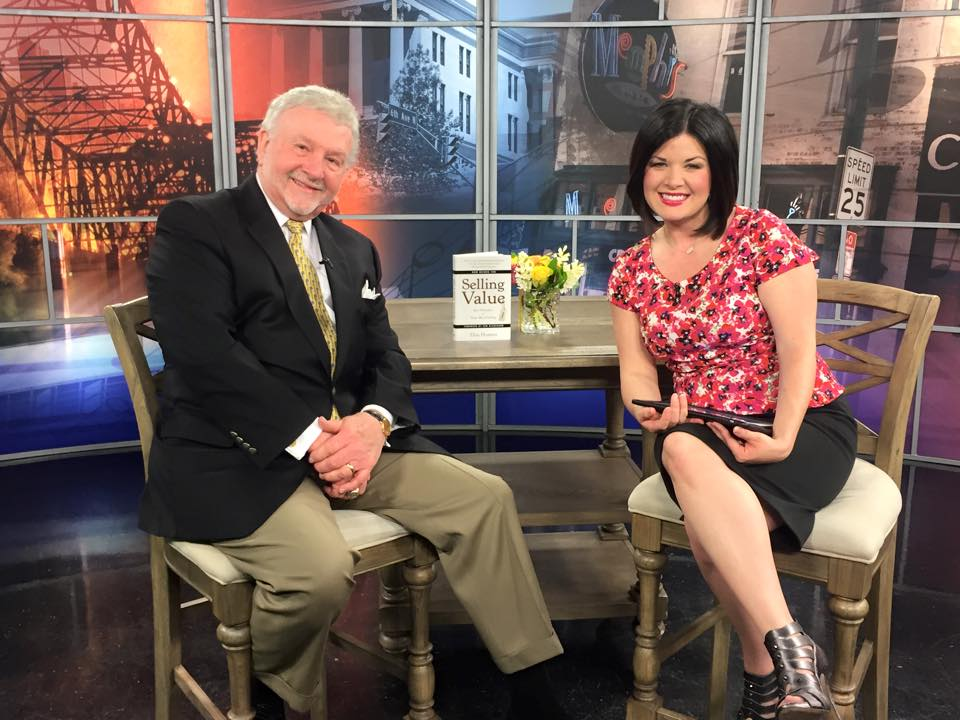 Local Memphis Live Interview with Don Hutson