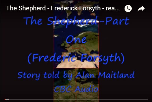The Shepherd – Frederick Forsyth